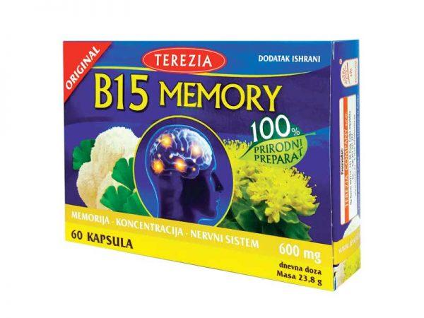 B15 Memory - Apoteka Biopharm