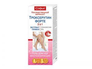 Sofija trokserutin forte 2 u1 gel za noge - Apoteka biopharm
