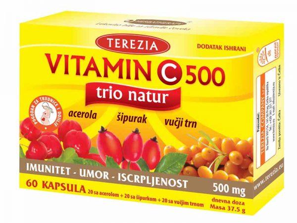 Vitamin C - Imunitet